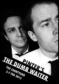 Matthew Bosley Director Pinter Dumb Waiter