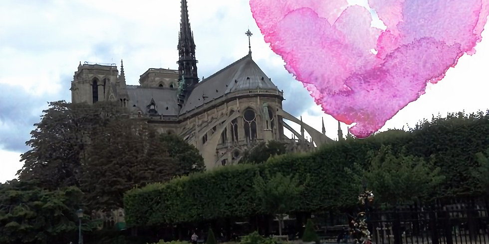"""The Mad Affair With Aperture   """" Our Lady Of Paris Celebration"""""""