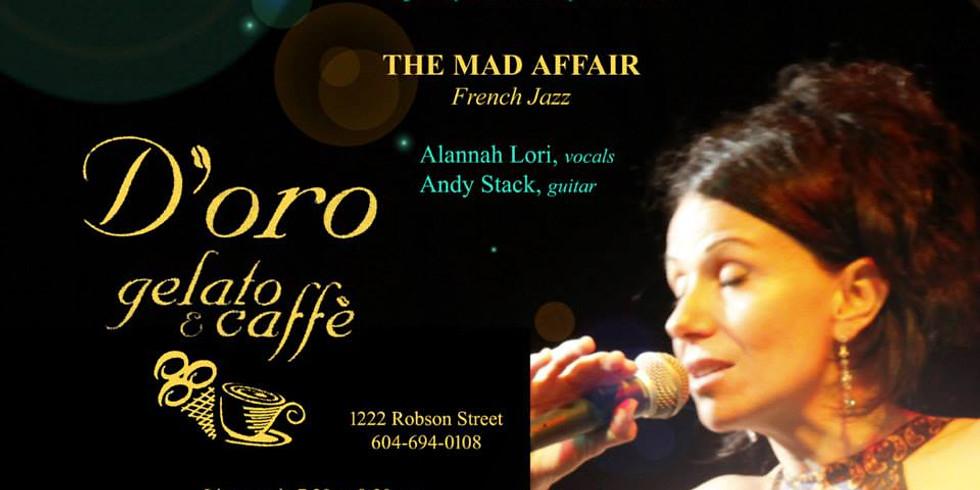 Our Mad Affair with D'oro Gelato e Caffe