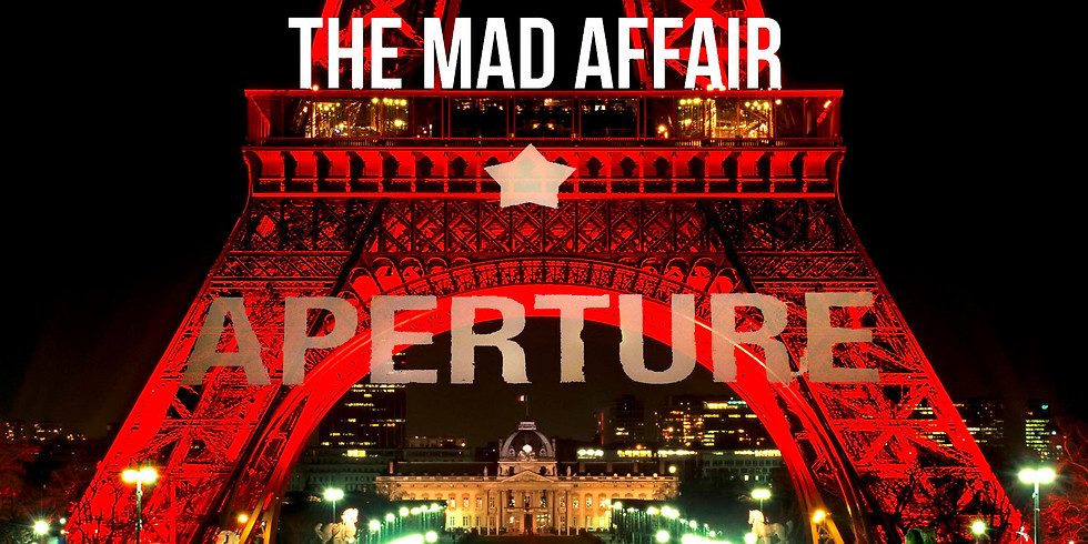 """The Mad Affair With Aperture   """"The October Show"""""""