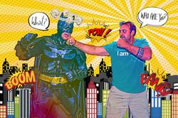Batman x Andre