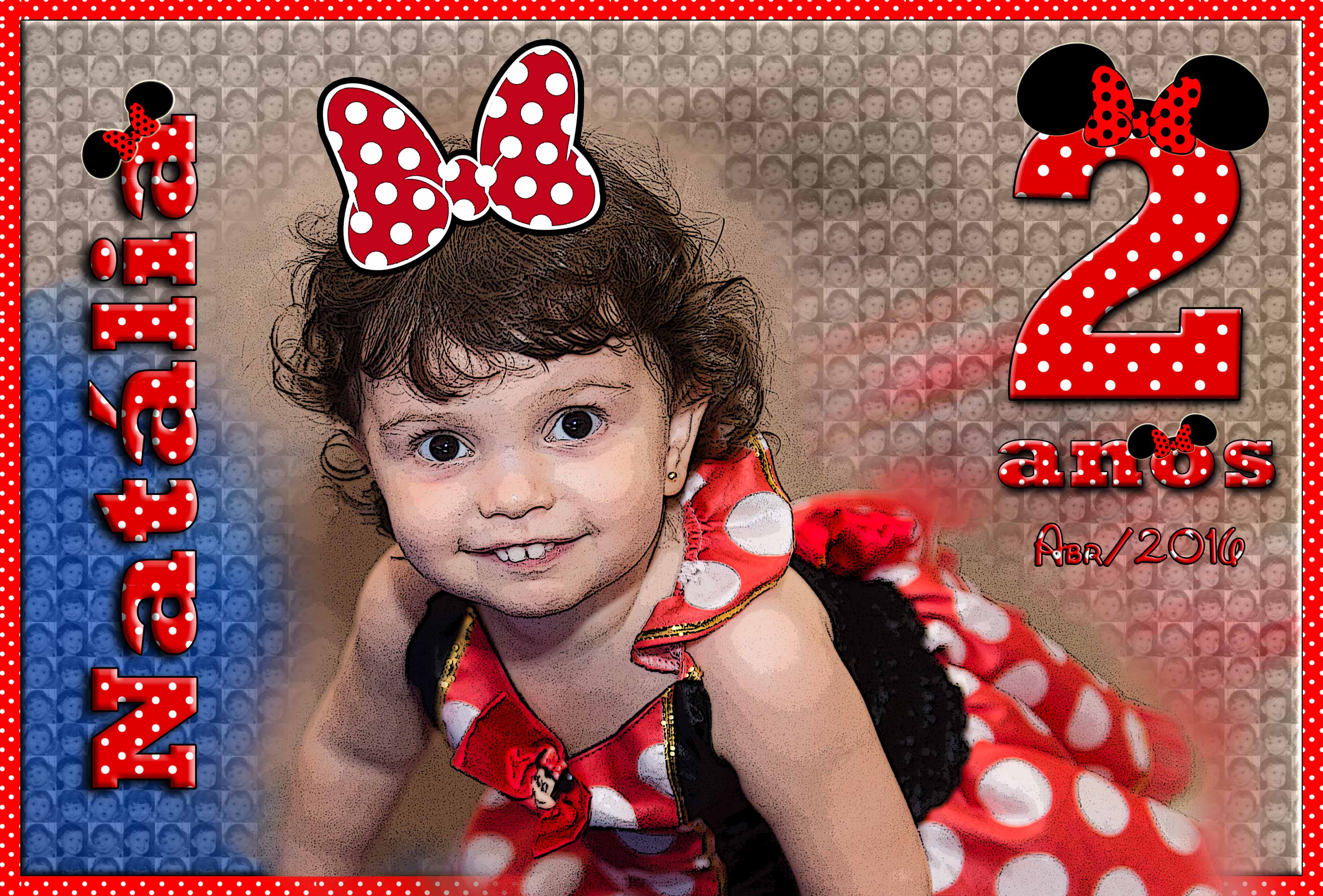 PRArt Capa Natalia 2 anos