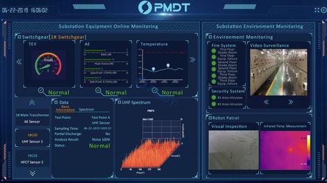 PMDTCloud UI