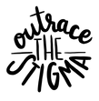Copy of Black Transparent Outrace Logo.p