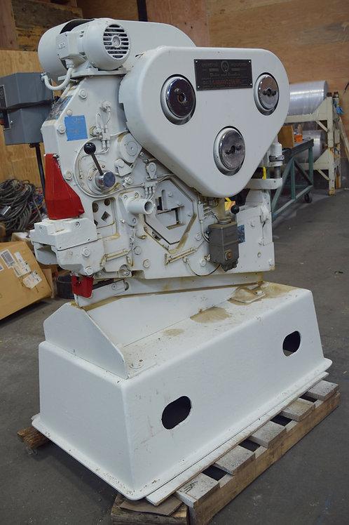 Universal Ironworker Mubea, Mubea KBL0, universal iron worker kbl, size 0