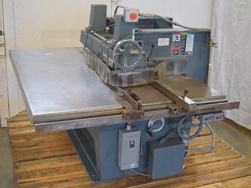 "DIEHL SL52  STRAIGHT LINE RIP SAW, 4 1/2"" thickness capacity"