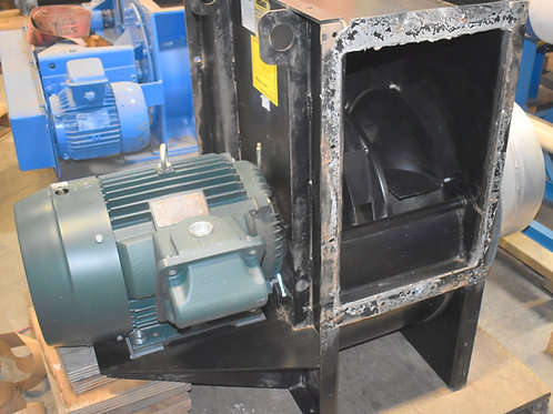 Chicago Blower fan size 200., 30hp motor