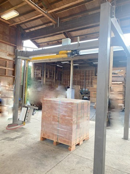 ITW Muller Stretch wrappersystem