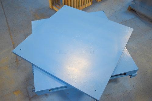 Pallet industrial turntables, pallet/box material handling 360 degree rotating