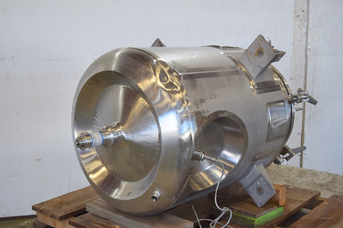 Precision Stainless 30 gallon stainless tank vessel