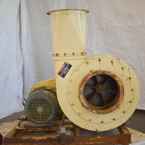 20 HP fan material handling wheel,