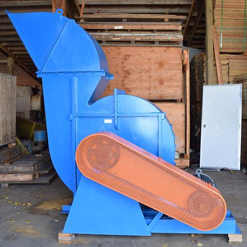 Twin City Fan backward curved fan, size 400, type: HIB-SW, class 20,