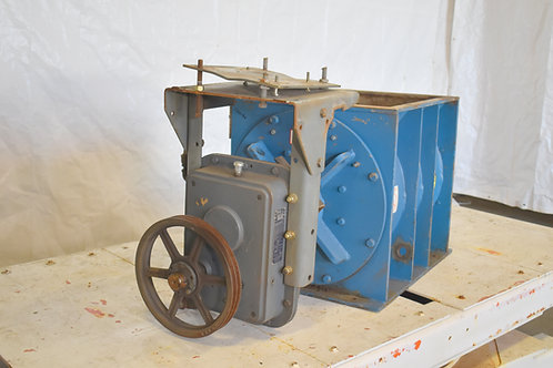 20 x 25 Feeder valve- metal wheel