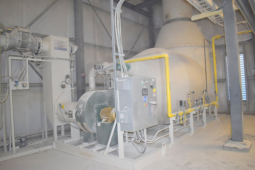Thermal oxidizer or thermal incinerator