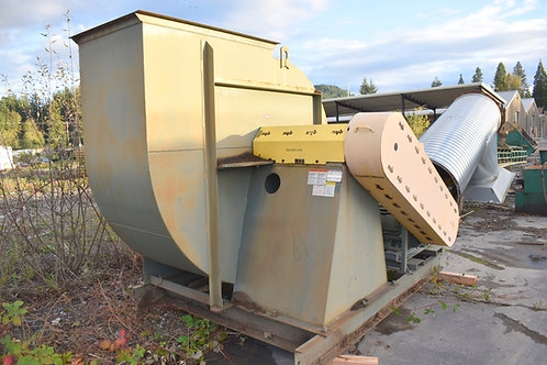 """150hp New York Blower fan, 46,000 cfm at 15""""sp."""