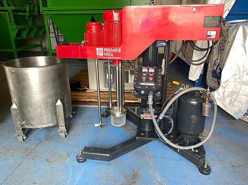 SPX Premier Mill PSDM-55 submersible basket mill