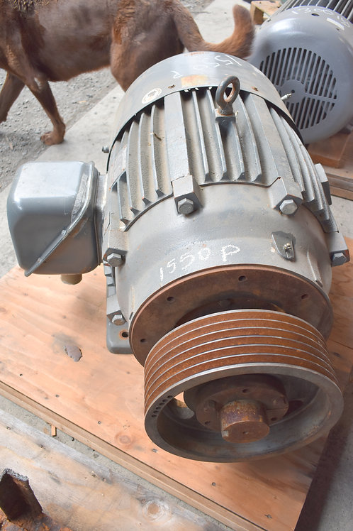 125HP US Electric motor model R928A