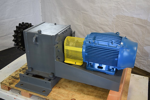 44 rpm, 75 hp gear motor, Falk UltraMax Gear Drive 44RPM,