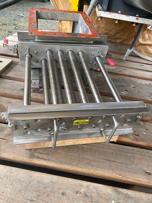 "Used 10"" x 10"" Puritan Magnetics drawer magnet"