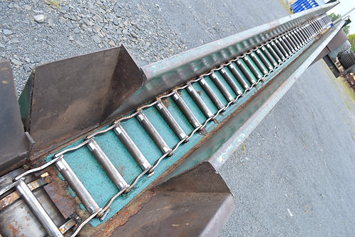 26ft Drag chain conveyor, box chain conveyor