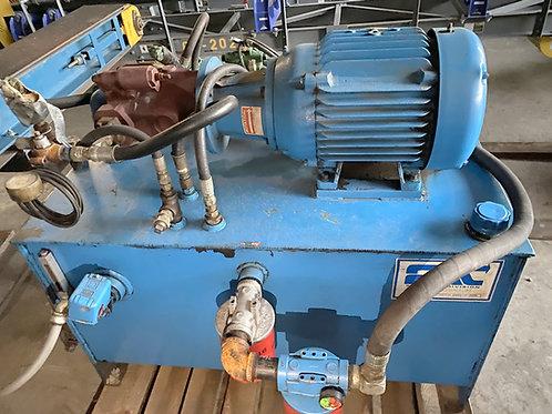 Fluid Air Components FAC 15 hp hydraulic pump