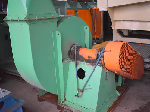"""used paddle wheel fan, material handling fan  Fan wheel size: diameter 33"""""""