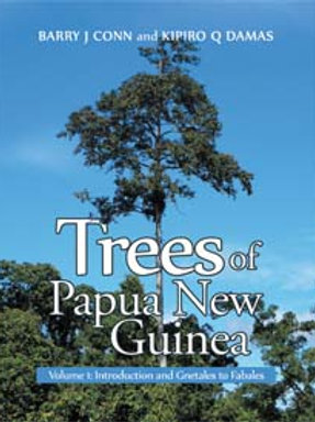 Trees of Papua New Guinea Volume 1 (hc)