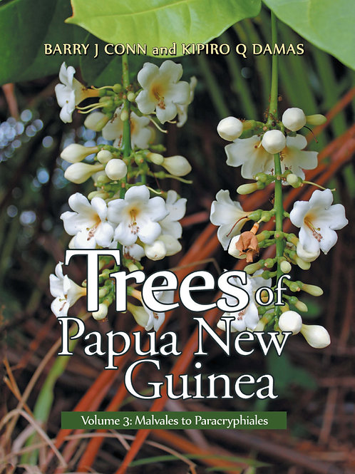 Trees of Papua New Guinea Volume 3 (sc)