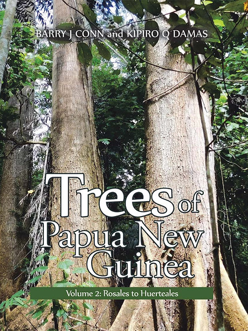Trees of Papua New Guinea Volume 2 (hc)