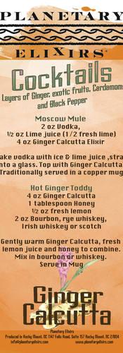 Ginger Calcutta