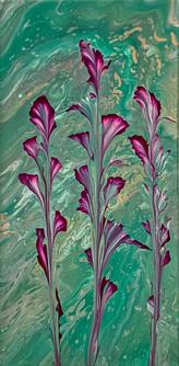 Freesia in Fuchsia