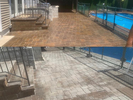 Tips To Improve Your Patio with Pressure Washing