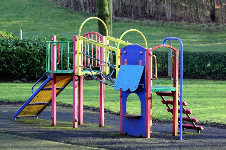 Playground Cleaning - Above All Pressure Cleaning