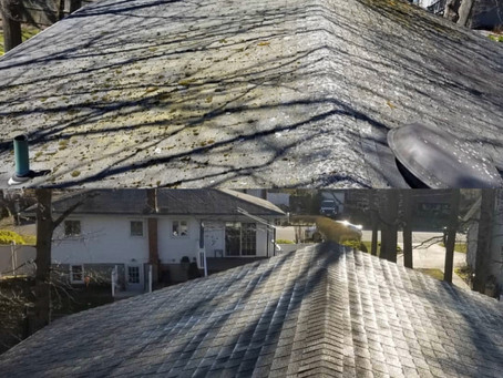 Can You Pressure Wash A Roof?