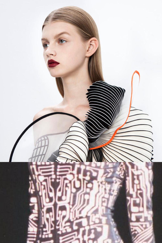 Fashion Technology Merge