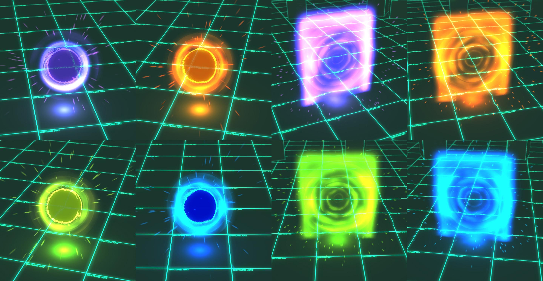 Epic Portal Effect 04