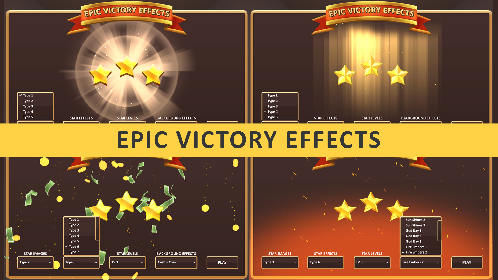 Epic Victory Effects 1