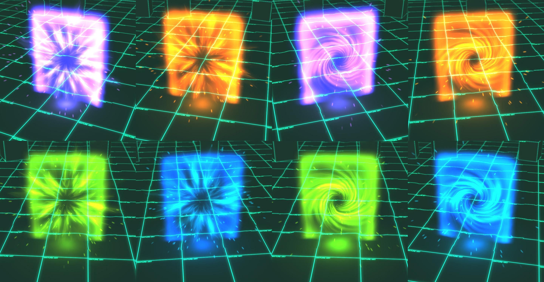 Epic Portal Effect 05