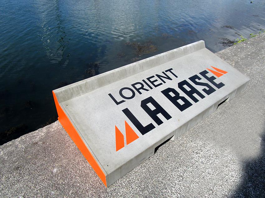 Lorient - La Base