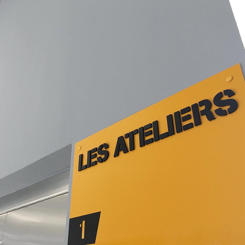 LES ATELIERS, Brest