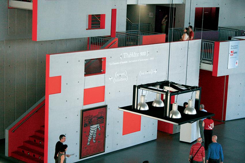 Le Quai - Théâtre d'Angers