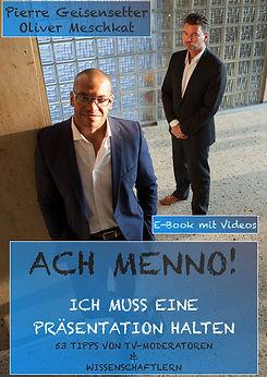 Ratgeber für Präsention und Moderation Oliver Meschkat
