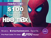 Ready Credit Top Up Cards Movie themes 2