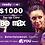 Thumbnail: ReadyCredit 1000.00 + GCT