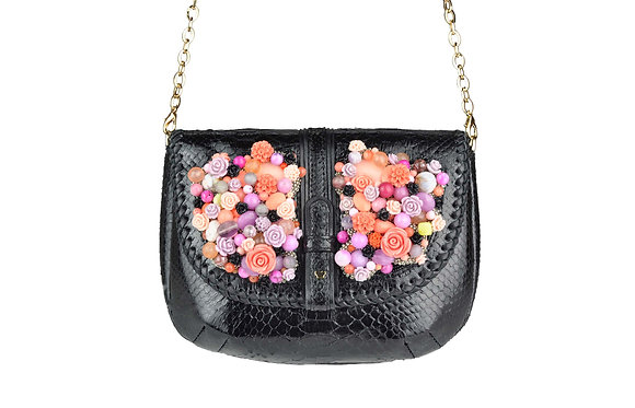 Bee Clutch Black