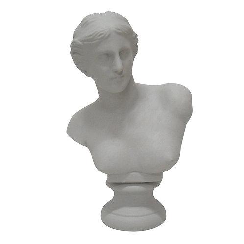 Escultura decorativa Busto