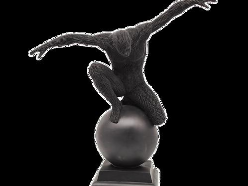 Estatueta Masculino em resina