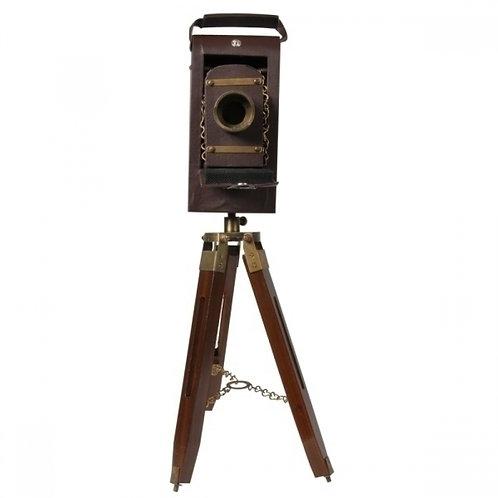 Máquina Fotográfica Decorativa