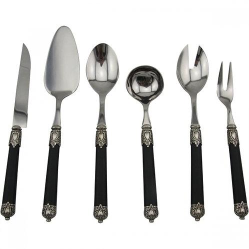 Utensílios de cozinha - 6 peças