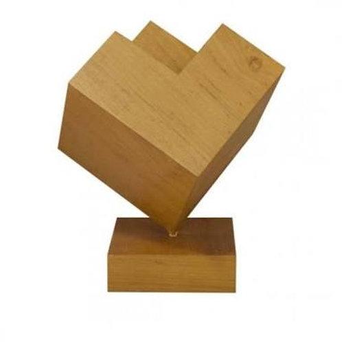Escultura equilíbrio